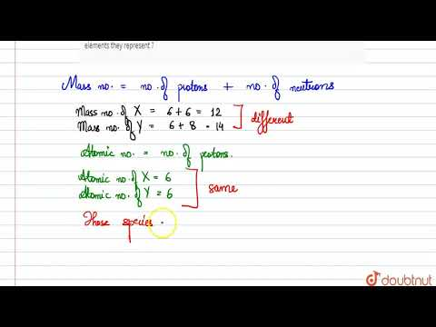 Correction d'un exercice chimie isotope + pourcentage groupe 2 ème année secondaire from YouTube · Duration:  16 minutes 55 seconds