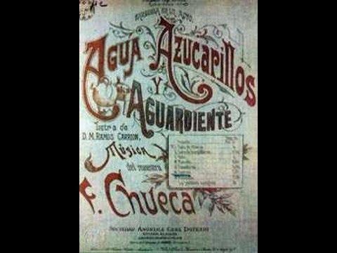 Agua Azucarillos y Aguardiente (Teatro Calderon de Madrid)