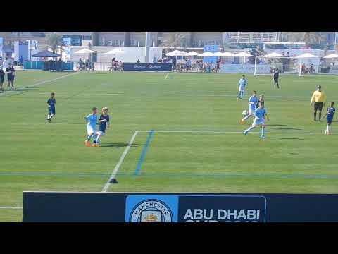 Alex Stelco highlights - Abu Dhabi Cup 2018