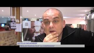 Culture : Nicolas Boukrief en avant-première à Versailles