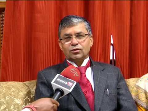 NAINITAL HIGH COURT'S NEWLY ELEVATED JUDGE JUSTICE LOKPAL SINGH