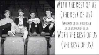 The Tide - The Rest Of Us (Lyrics)