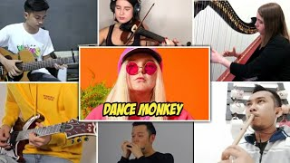 Dance Monkey Cover - Who played it better