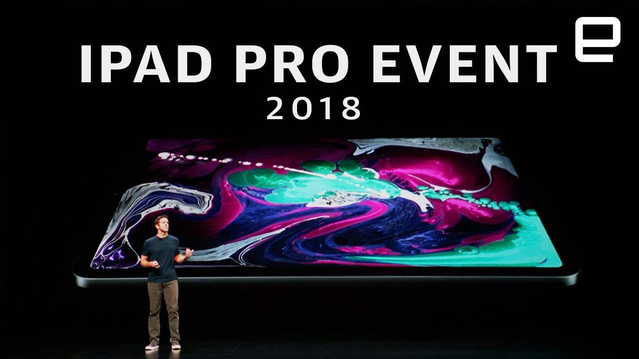 Apple announces new iPad Pro