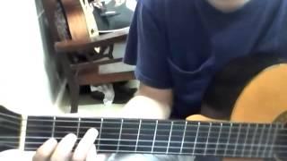 CHIỀU TÂY ĐÔ - Lam Phương - guitar cover