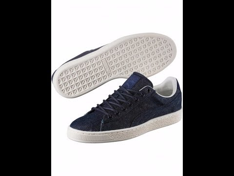 052728e8167 Unboxing Review sneakers PUMA Basket Classic Denim 36255501