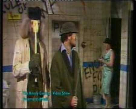Kenny Everett And Billy Connolly  British Comedy At It's Best