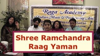 Shri Raam Chandra by Raga Academy of Indian Music