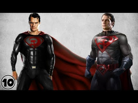 Top 10 Alternate Versions Of Superman Facts – Red Son Superman