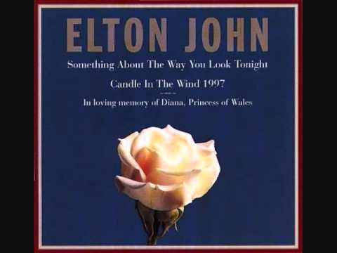 Elton John - Something About the Way You Look Tonight/Candle in the Wind 1997