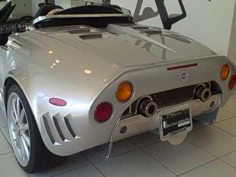 2006 Spyker C8 Spyder Youtube