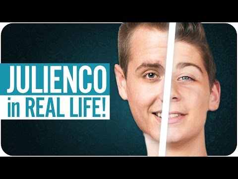 JULIENCO in REAL LIFE