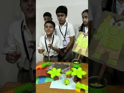 Activity for International School Award: Treasure Hunt (4 'B') - II