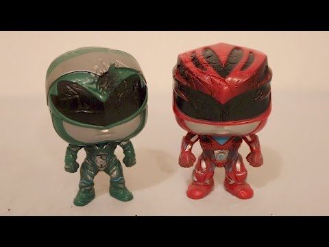 d13d371fd82 Power Rangers Movie Pop! Rita Zordon Vinyl Figures Review  Power Rangers  Movie