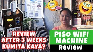 Piso Wifi Vendo Machine Review 2019