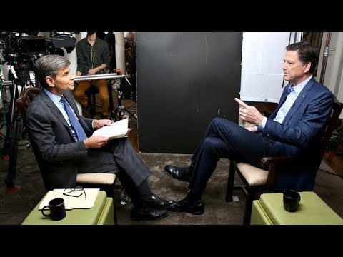 "Stephanopoulos: ""I've never had an interview quite like this."""