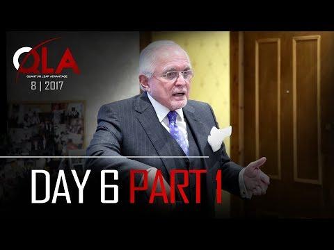 Day 6 Part 1 | Aug 2017 | Dan Peña QLA Castle Seminar