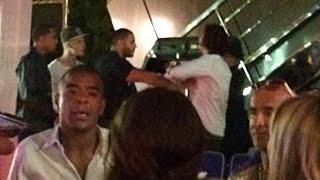 Orlando Bloom Punches Justin Bieber [Video]