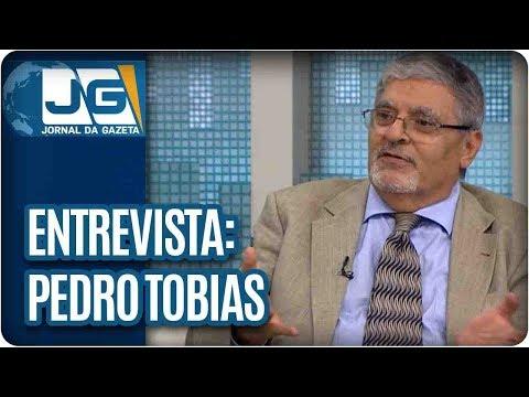 Maria Lydia entrevista Pedro Tobias, pres. do PSDB-SP, sobre o partido e as eleições