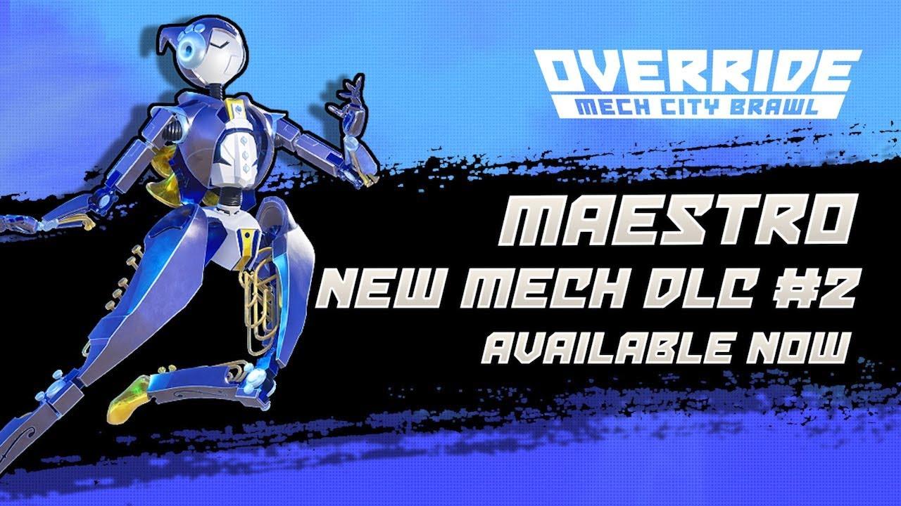 Override: Mech City Brawl - No Gears, No Glory  | Modus Games
