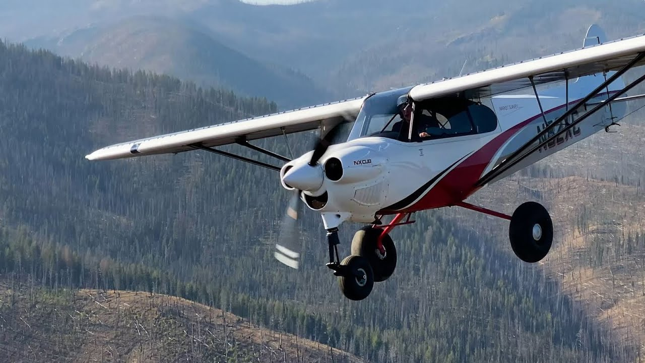 Download Three Nosewheel Equipped NX Cubs Explore the Idaho Backcountry