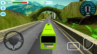 Bus Racing Hill Climb (by Match 3 Games) Android Gameplay [HD]