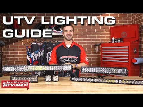 UTV Lighting Guide