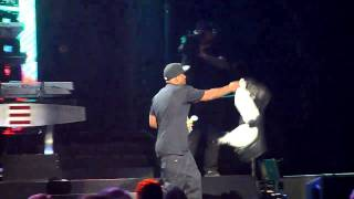 Young Jeezy Peforms Live Blue Print 3 Tour Staples Center Los Angeles March 2010