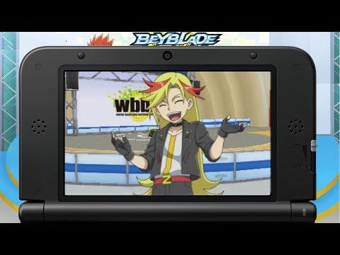 Beyblade Burst 3DS Gameplay PART 6