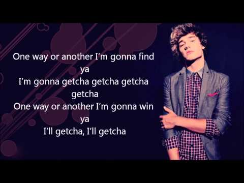One Way Or Another - ONE DIRECTION (Lyrics )