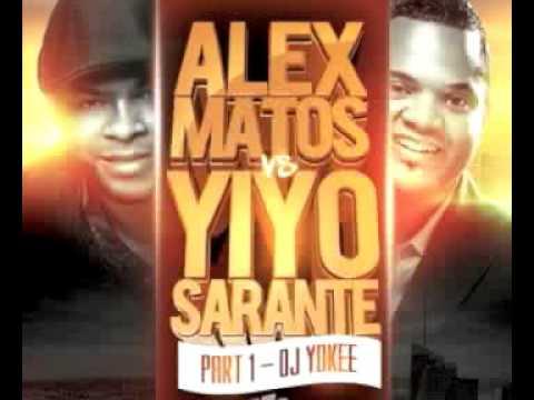 Yiyo Sarante VS Alex Matos   Salsa Mix