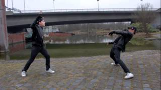 Unbelievable Dubstep Dance 2012 - Avicii - Levels (Skrillex)