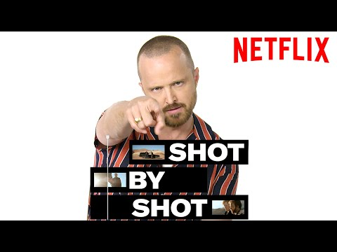 Aaron Paul Breaks Down a Scene from Breaking Bad Movie | El Camino | Shot By Shot | Netflix