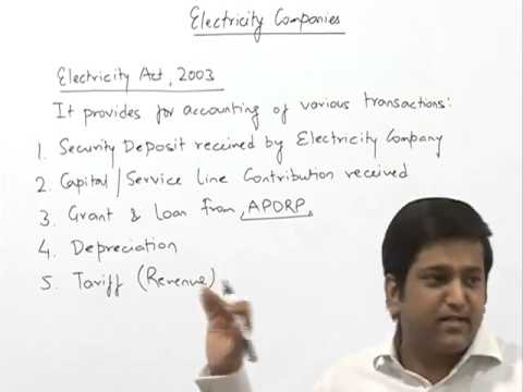 how to get an electricity account
