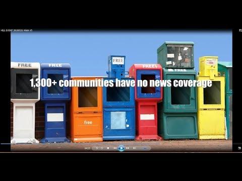 Legislation to Protect Local News (Web)