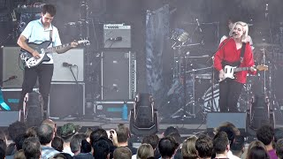 Alvvays, Dreams Tonite (live), Frost Amphitheater, Stanford, CA, September 1, 2019 (4K UHD)