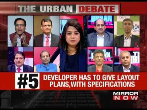 Real estate gets a regulator – The Urban Debate (May 1)