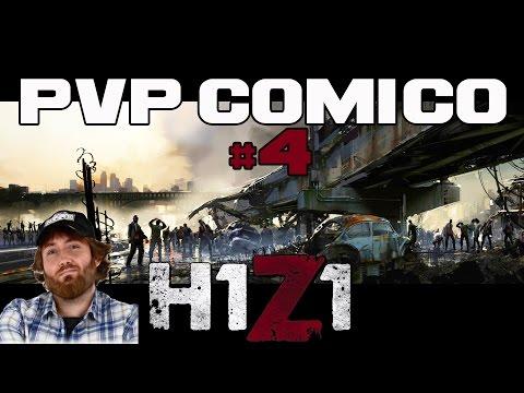 FR H1Z1 | PvP COMICO #4 PAR ARTHEON