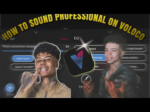 HOW TO SOUND HIGH QUALITY ON VOLOCO || BEST SETUP IOS/Android/PC