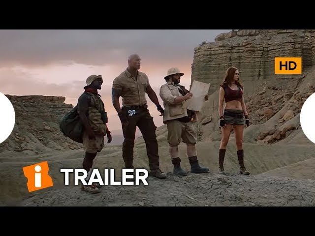 Jumanji: Próxima Fase | Trailer Final Legendado
