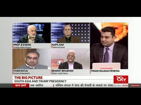The Big Picture: South Asia & Trump | What Sharif