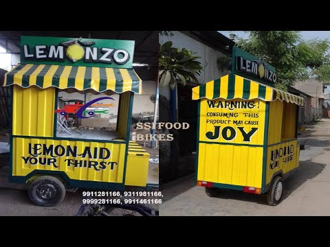 Food Carts Manufacturer in India// SAI STRUCTURES INDIA # FO