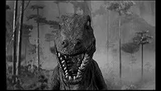 50年代空想科学特撮映画。 南極探検隊が極地の底で発見した太古の世界! 恐竜が息づくこの土地から、生きて逃れることは出来るのか? amazon.co.j...