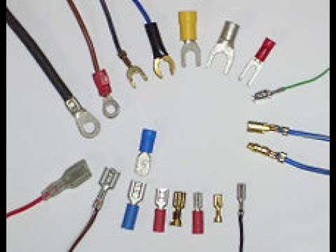 How To Make Battery or Other Cable End Connectors for Almost FREE ...
