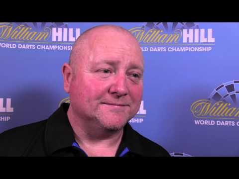 Interview | Andy Hamilton Wins In William Hill World Championship First Round