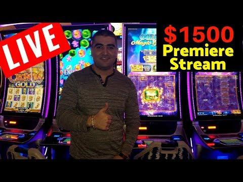 Live🔴 Casino ✦ PREMIERE STREAM ✦  00 Live Slot Play w/NG Slot | Max Bet Slot Play | Slot Wins