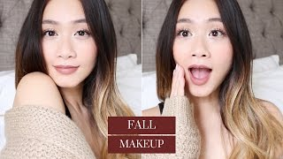 My Everyday Fall Makeup Routine
