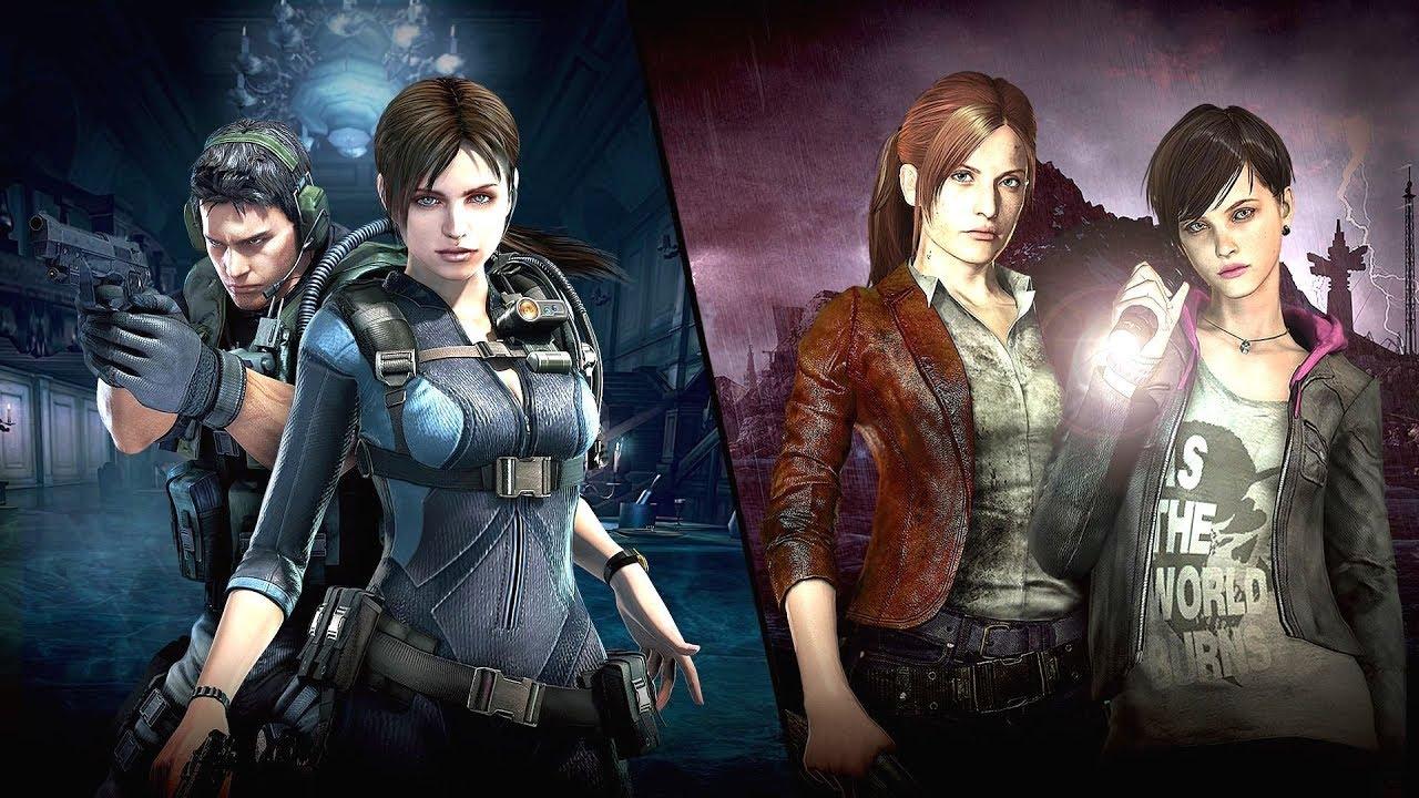 Resident Evil Revelations 1 e 2 niente versioni retail in ...