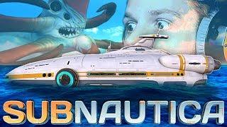TO THE AURORA | Subnautica Gameplay Part 11 [Underwater Survival Game]