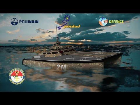 Tank Boat - Antasena - PT Pindad PT Lundin Indonesia CMI Defence